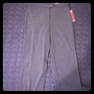 Size 14 short gray dress pants